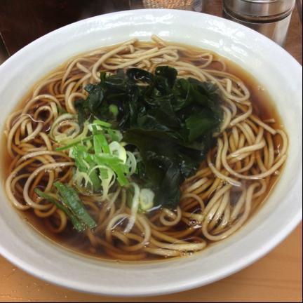 2. 名代 富士そば 渋谷店