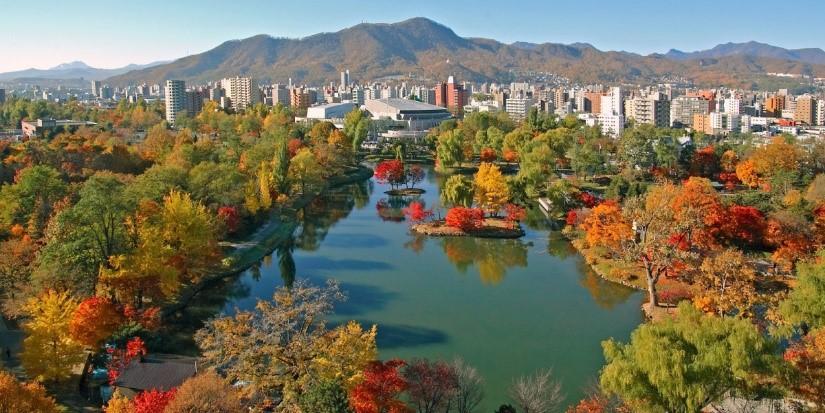 4. 中島公園