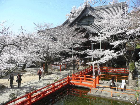 4. 紀三井寺
