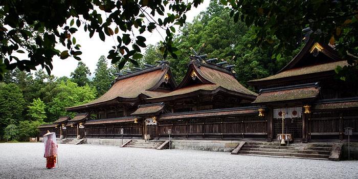 6. 熊野本宮大社