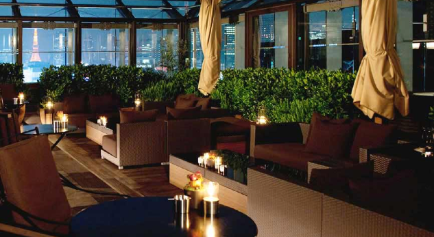 12 best rooftop bars for a romantic date in tokyo for The terrace top date