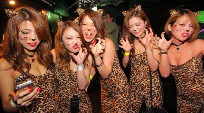 Ropongi girls