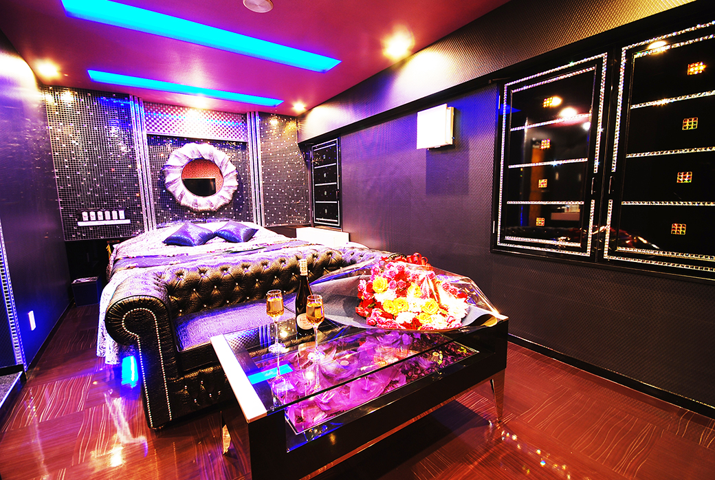 10 phenomenal luxury love hotels in tokyo to beat high for Hotels japon