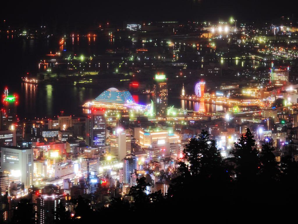 5 Tempat Untuk Menikmati Keindahan Malam Di Area Kansai 5 Tempat