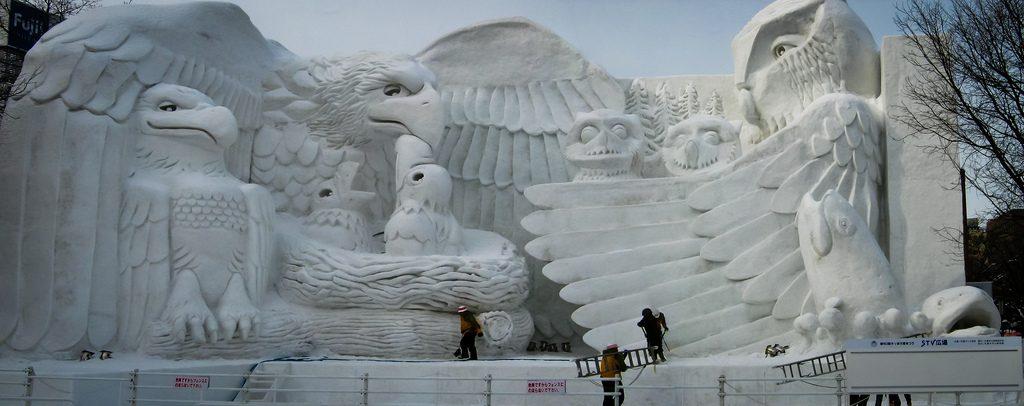 Sapporo's Snow Festival