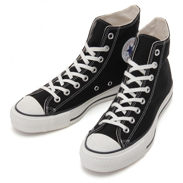 This is the Made in Japan model of the ever-popular CANVAS ALL STAR. The  Made in Japan model is different from regular CANVAS ALL STARs in terms of  the tape ... 50df3b580